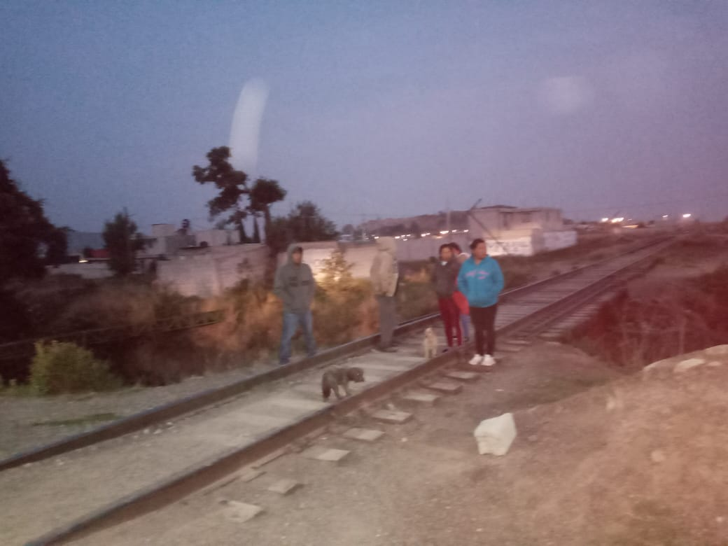 Fuga en San Jacinto Puebla