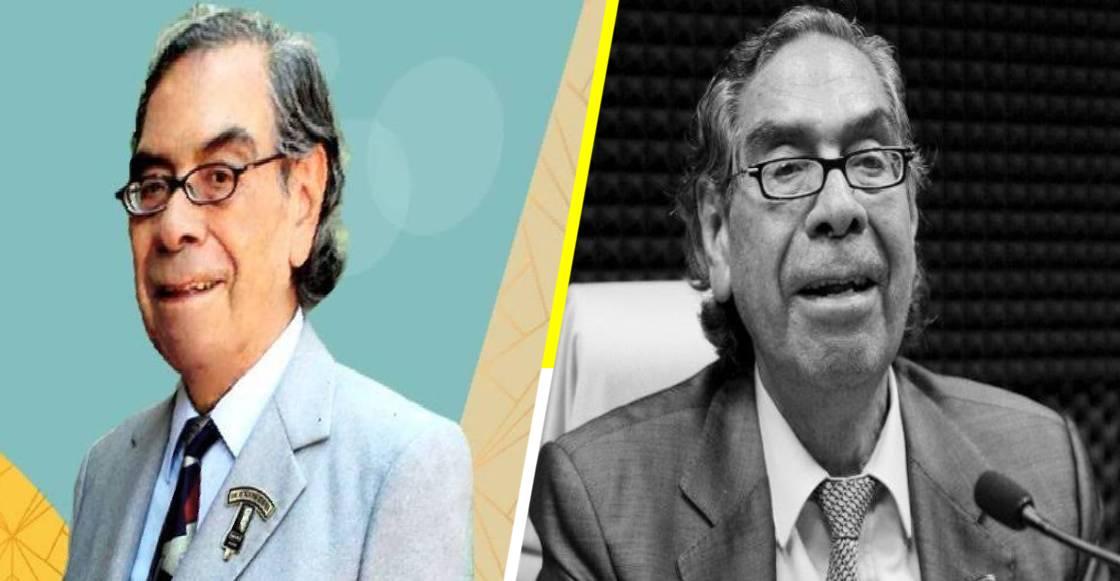 Murió el locutor Héctor Martínez Serrano, pionero de la radio en México