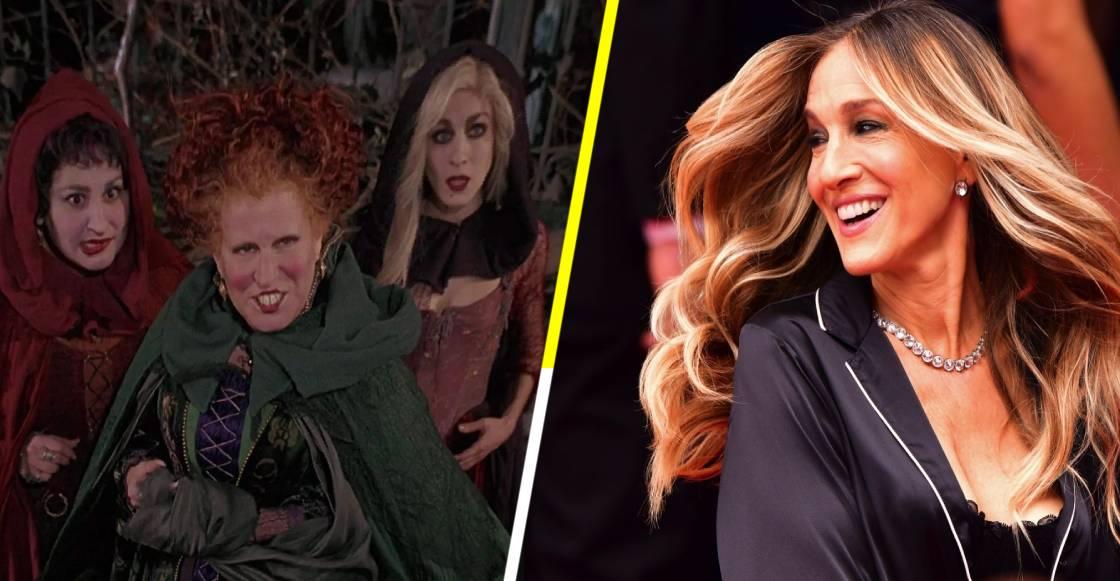 ¡Abracadabra! Sarah Jessica Parker y las hermanas Sanderson regresan en la secuela 'Hocus Pocus 2'