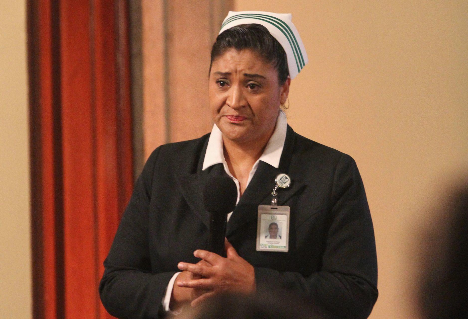 Buenas noticias: La Jefa Fabiana es dada de alta del Hospital de la Raza luego de contraer coronavirus