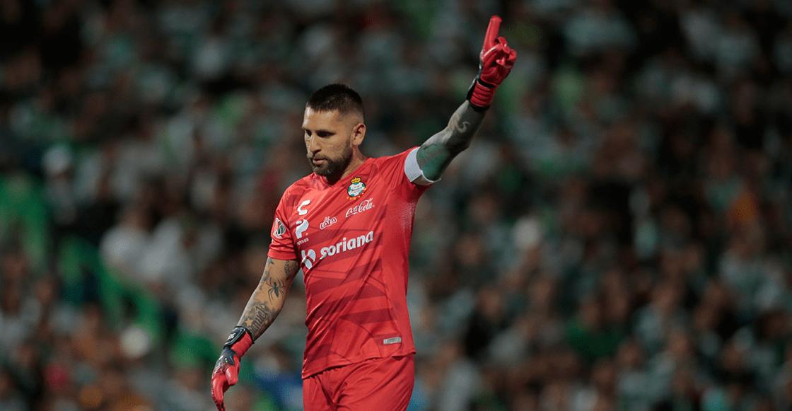 Jonathan Orozco confirma que es uno de los 8 jugadores con coronavirus en Santos
