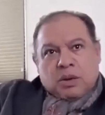 """""""2020 sorpréndeme"""" nivel: Hombre parecido a Juan Gabriel aparece en video y afirma ser el cantante"""