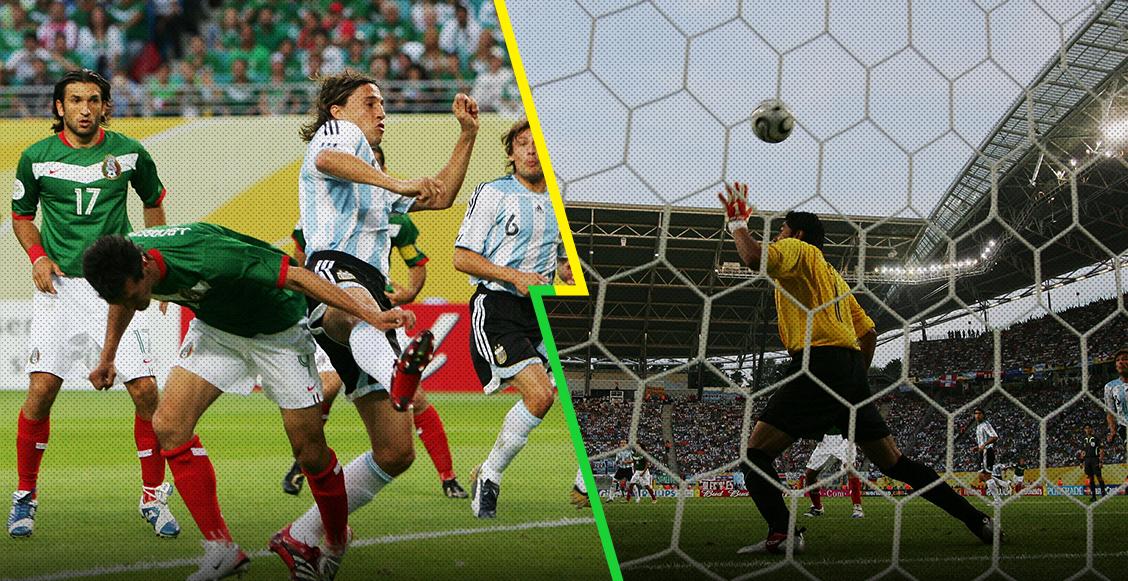 'Kikin' revela indicación de Borgetti y Márquez que costó la eliminación ante Argentina en 2006