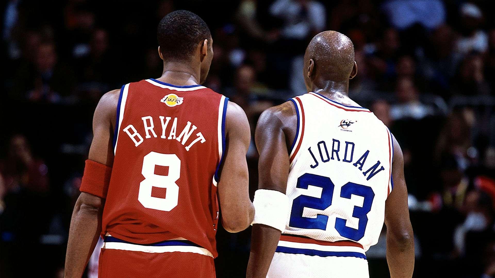 'The Last Dance': Kobe Bryant y la dedicatoria especial a Michael Jordan