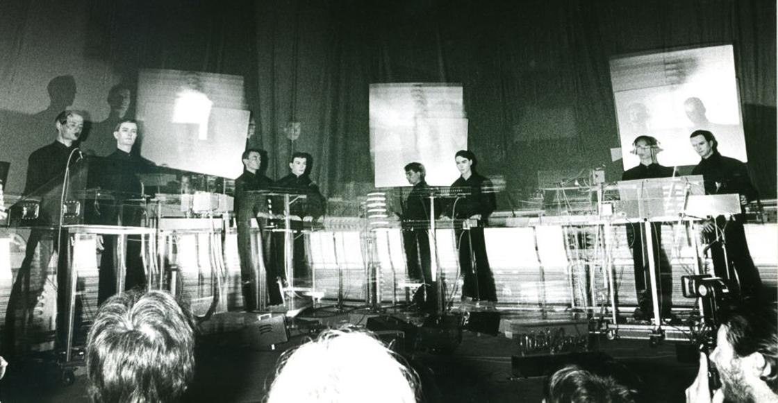 Kraftwerk, la banda más influyente en la historia del pop