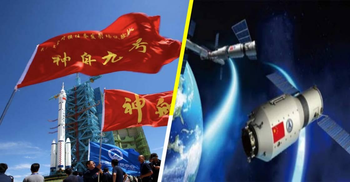 Del otro lado del mundo: Así fue el lanzamiento chino para poner dos satélites en órbita