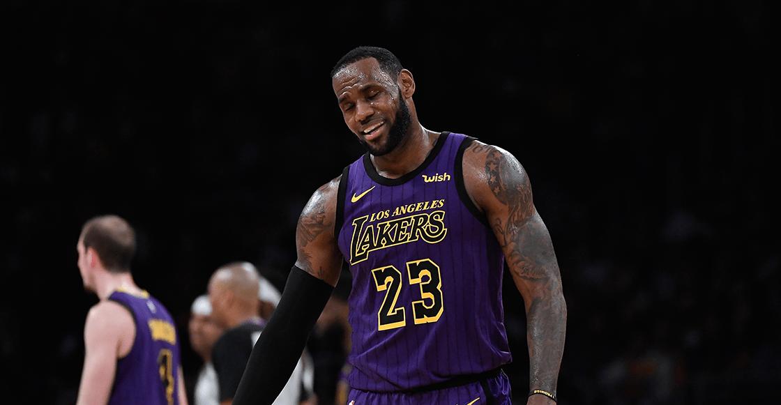 LeBron James denuncia agente ilegal jugadores NBA