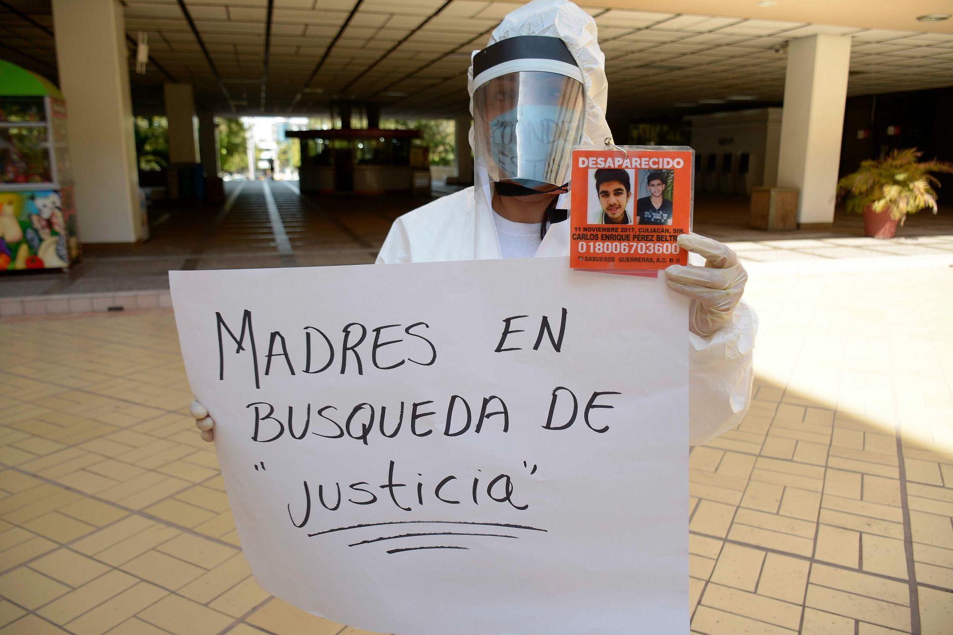 Las otras madres: Lanzan convocatoria para que mamás con hijos desaparecidos se manifiesten este 10 de Mayo