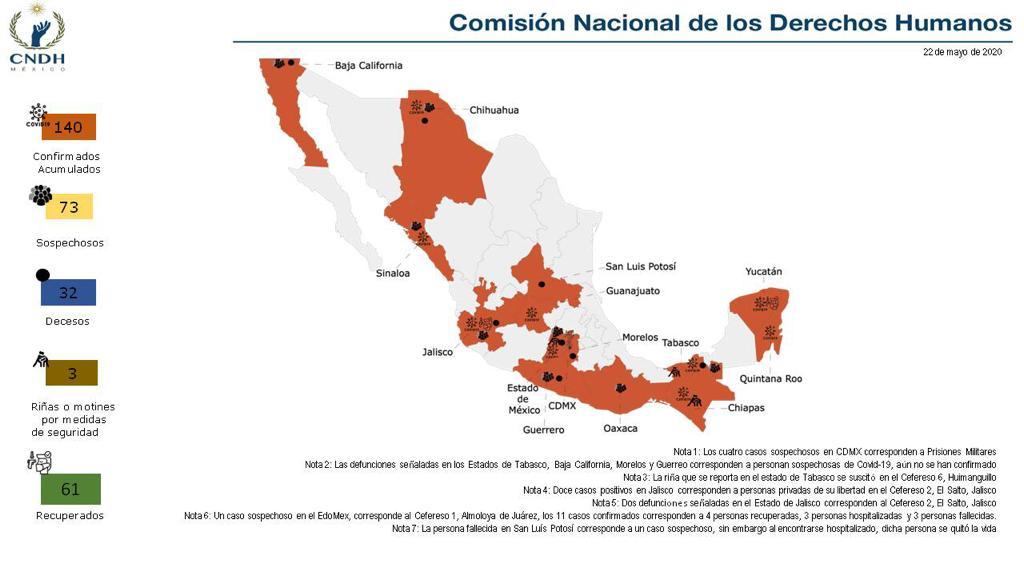 mapa-mexico-prisiones-casos-covid-19