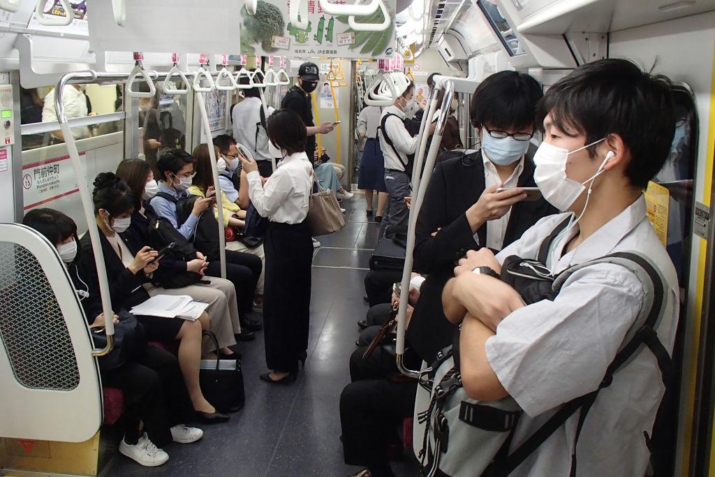 Japón-metro-covid-19
