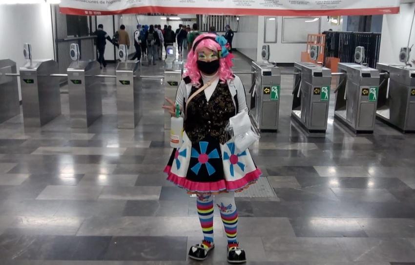 Que no te cargue el payaso / Metro