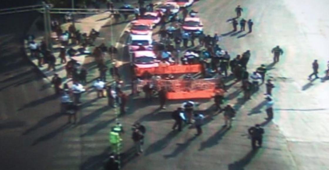 protesta-taxistas-paseo-de-la-reforma