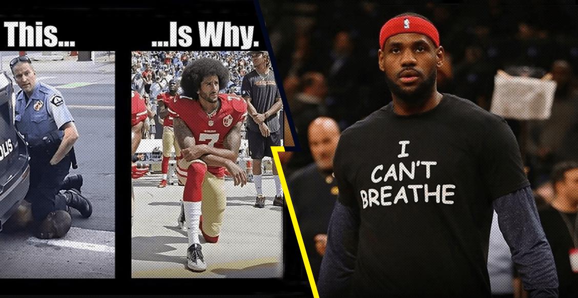 LeBron James, Steph Curry, Minnesota Vikings: Indignación en el deporte por el fallecimiento de George Floyd