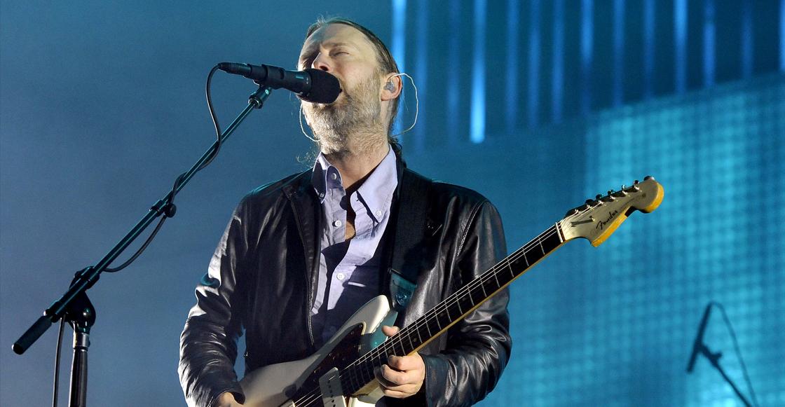 radiohead en bonaroo