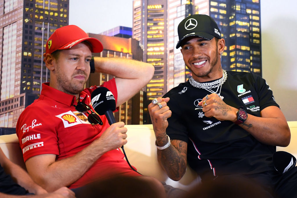 Red Bull le cierras las puertas a Vettel mientras tengan a Verstappen