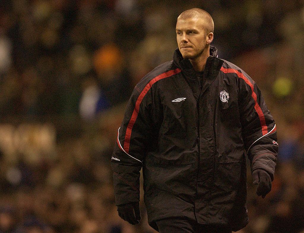 Beckham se marchó del Manchester United 'problemas' con Sir Alex Ferguson
