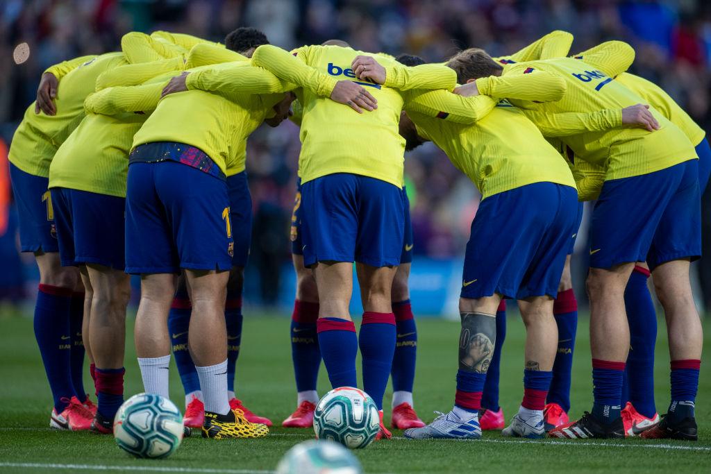 Umtiti es el primer lesionado del Barcelona tras regresar de la cuarentena