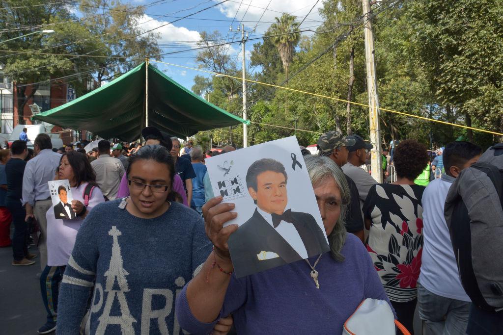 Baia baia: Sarita Sosa anuncia que realizará un homenaje a José José