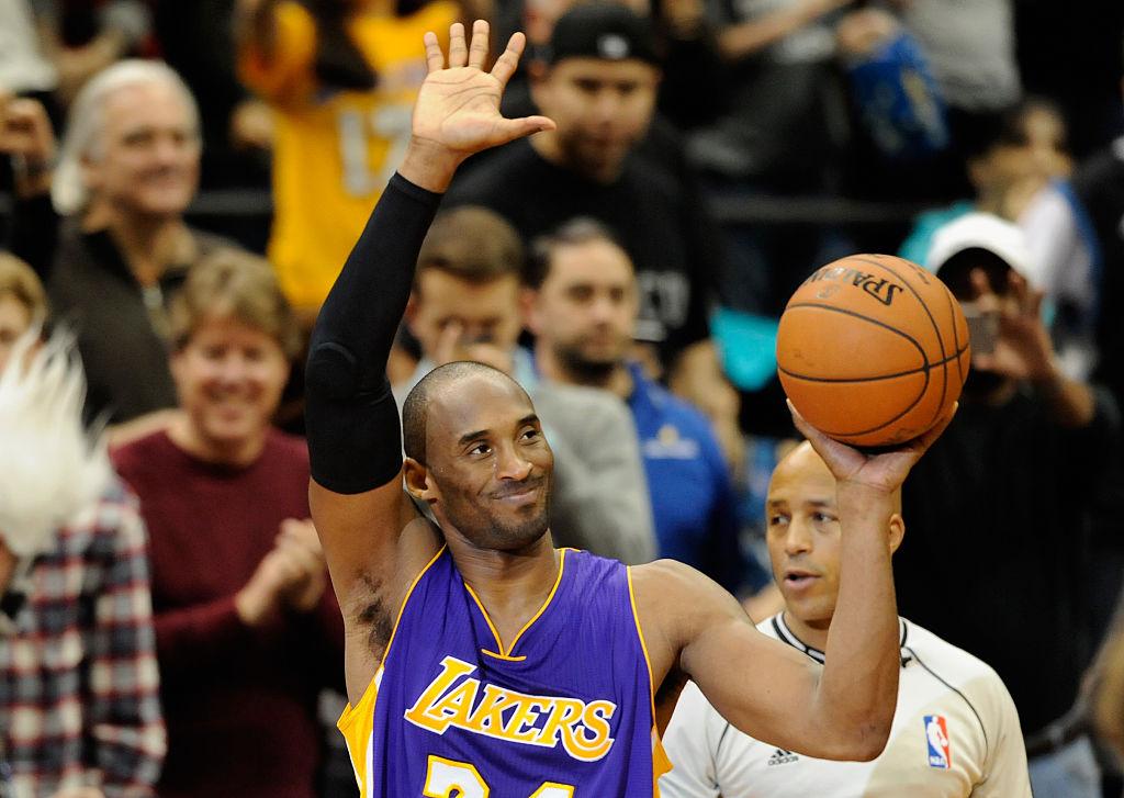 Kobe Bryant y su relación con Michael Jordan