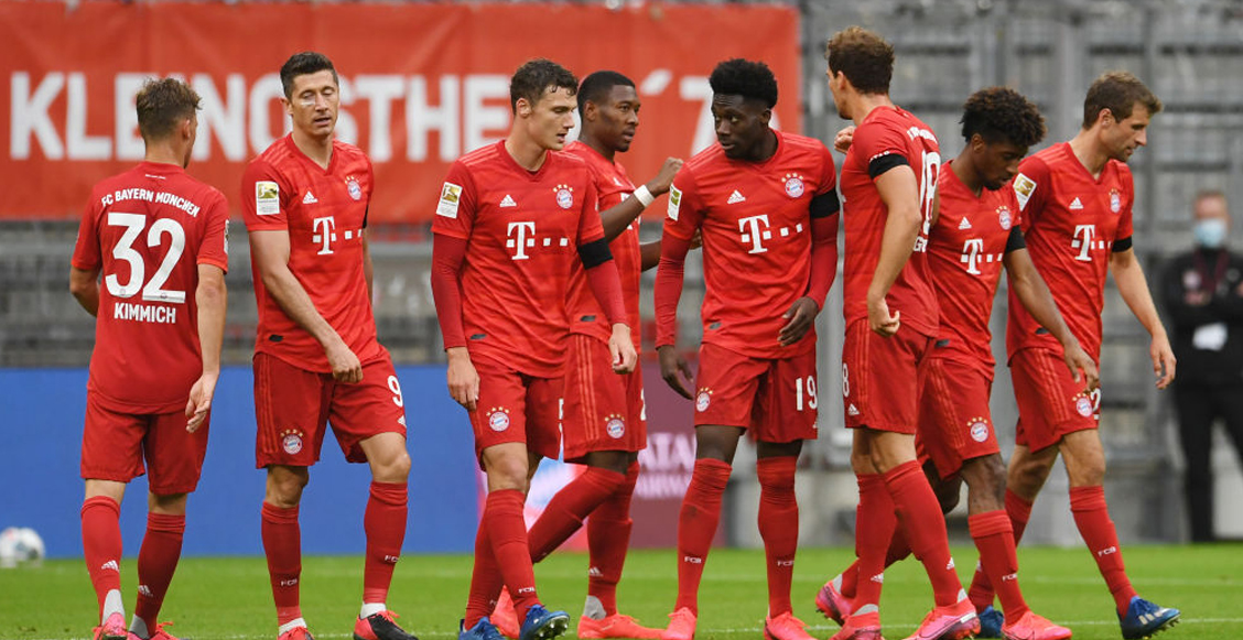 El camino del Bayern Múnich rumbo a su octavo título de la Bundesliga al hilo