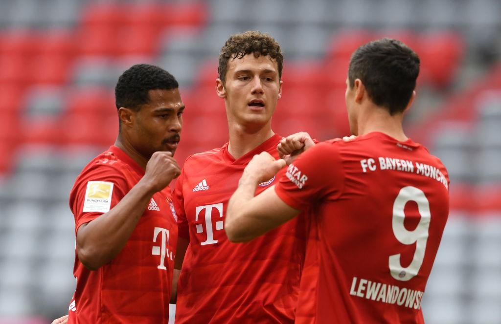 Lo que necesita el Bayern Múnich para ser campeón de la Bundesliga tras vencer al Dusseldorf
