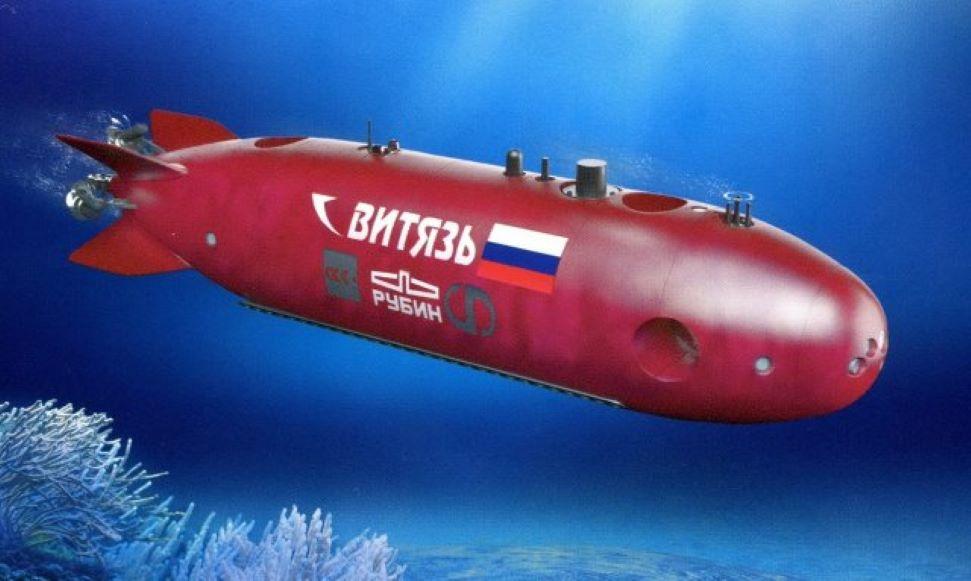 Submarino ruso alcanza el punto más profundo de la Tierra