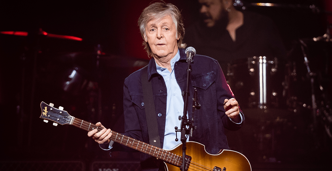 These are the 10 best songs of Paul McCartney (as soloist)