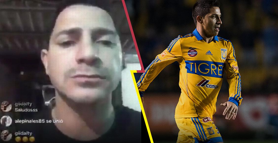 """""""Qué chin... su ma... el 'Tuca'"""": Danilinho se grabó borracho y explotó contra Tigres"""