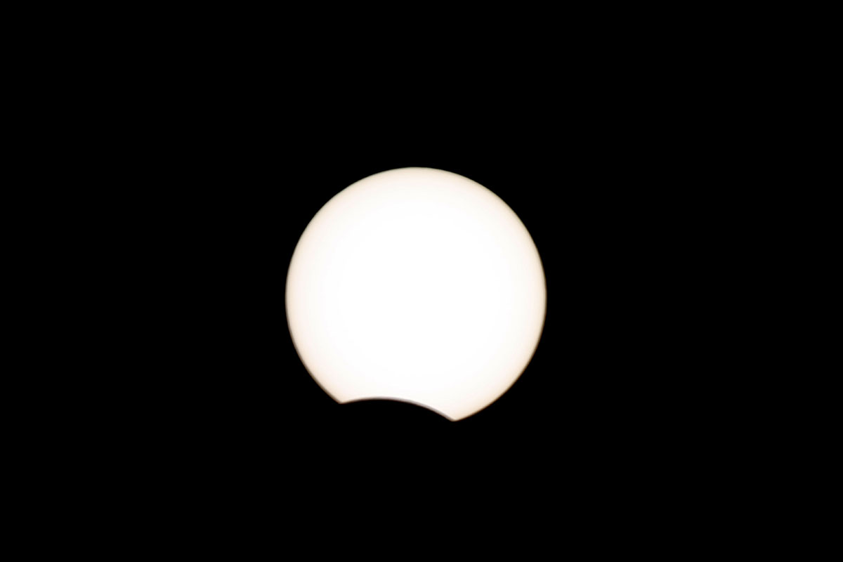 Eclipse Solar Verano 2020