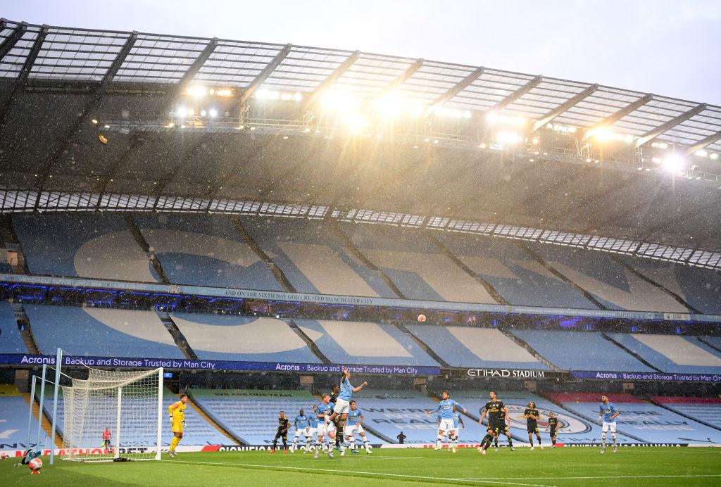 Aficionados 'secretos', las transmisiones y la pesadilla de David Luiz: Lo que dejó la reanudación de la Premier League