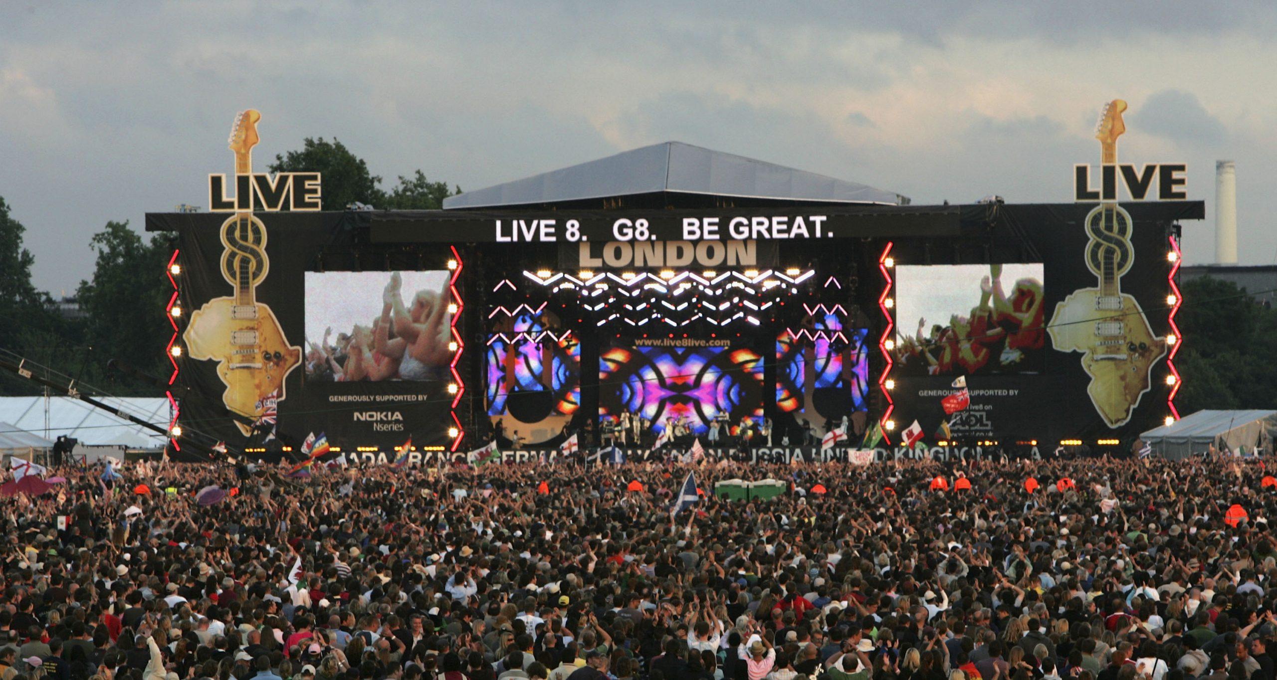 Live 8 London
