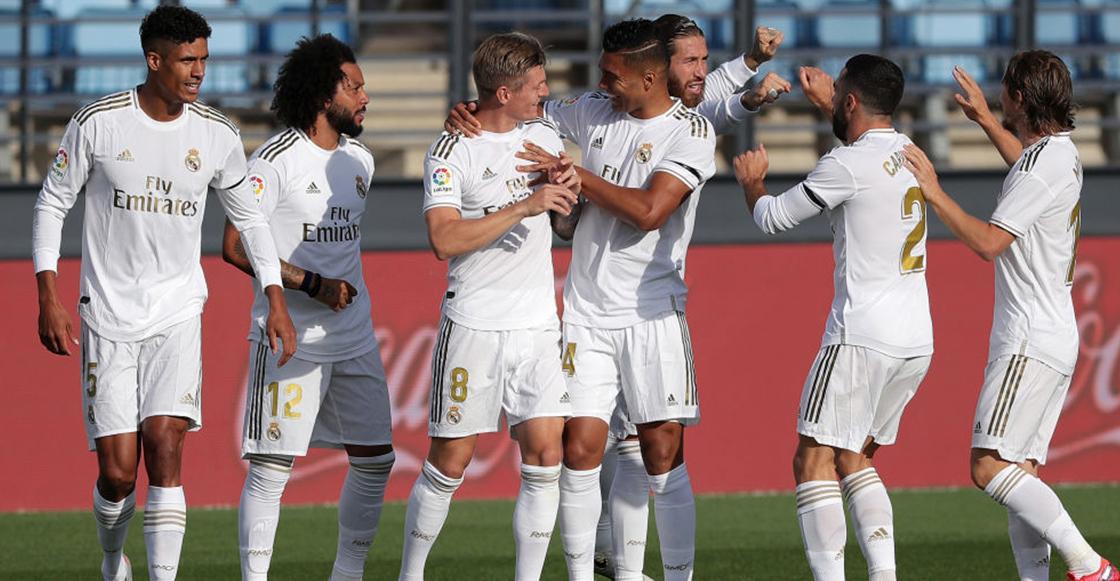 ¡Siempre él! Revive el golazo de Toni Kroos al Eibar, el primero del Real Madrid en el regreso de La Liga