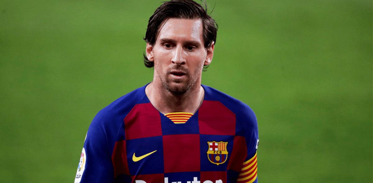 ¿Y el VAR? El pisotón de Messi sobre Yeray que no se sancionó en el Barcelona vs Athletic Bilbao