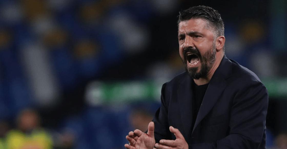 ¿Lo logrará? Las 11 'finales' que tiene por delante Gattuso para seguir en el Napoli