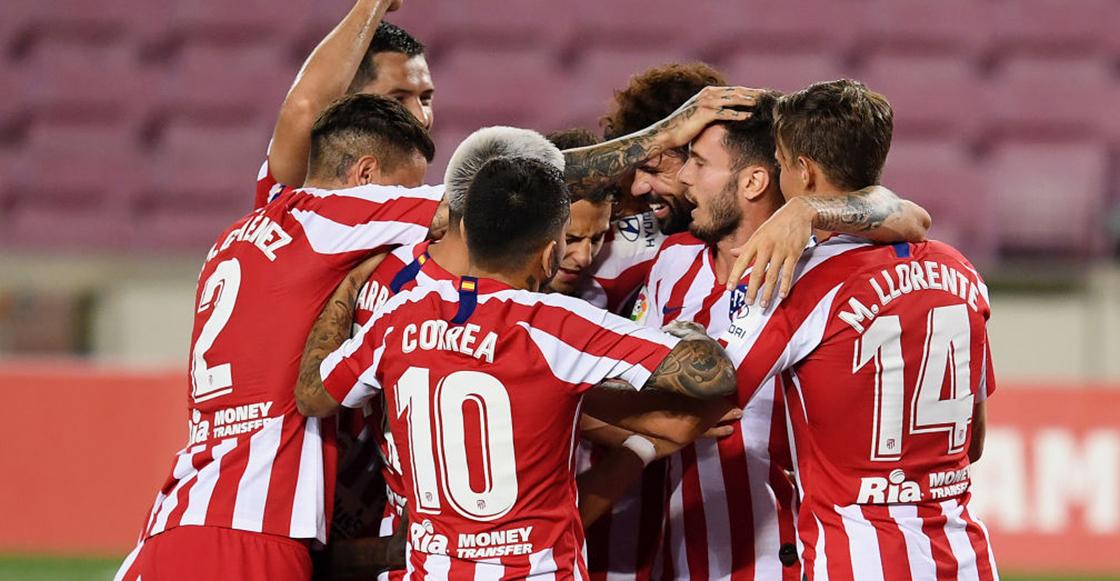 2 boletos y 4 equipos: Así está la lucha por Champions League en La Liga Española