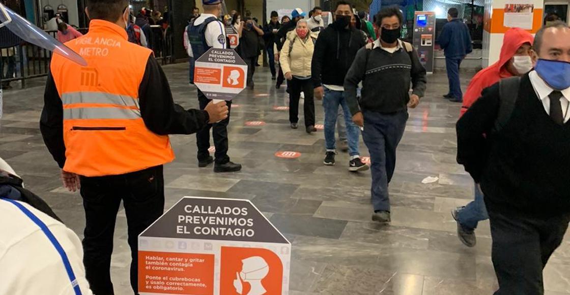 METRO-CAMAPAÑA-SILENCIO