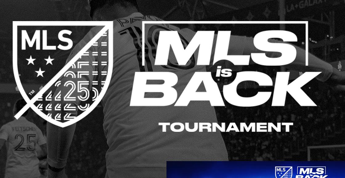 ¡Oficial! MLS anunció su fecha de regreso y un nuevo formato
