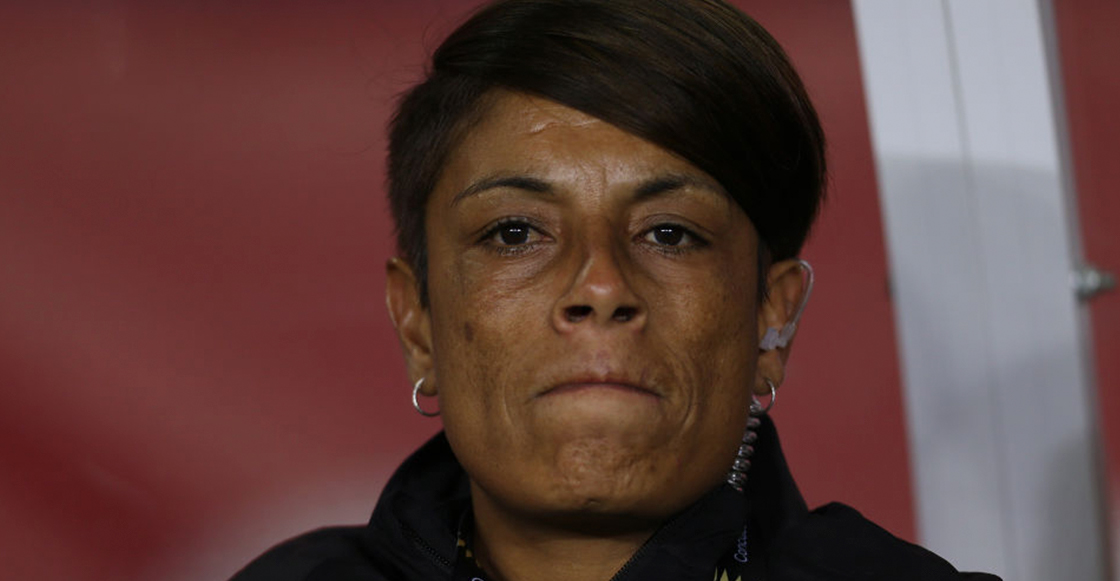 Ellas: Maribel Domínguez, la pionera del futbol femenil mexicano que tuvo que disfrazarse de hombre