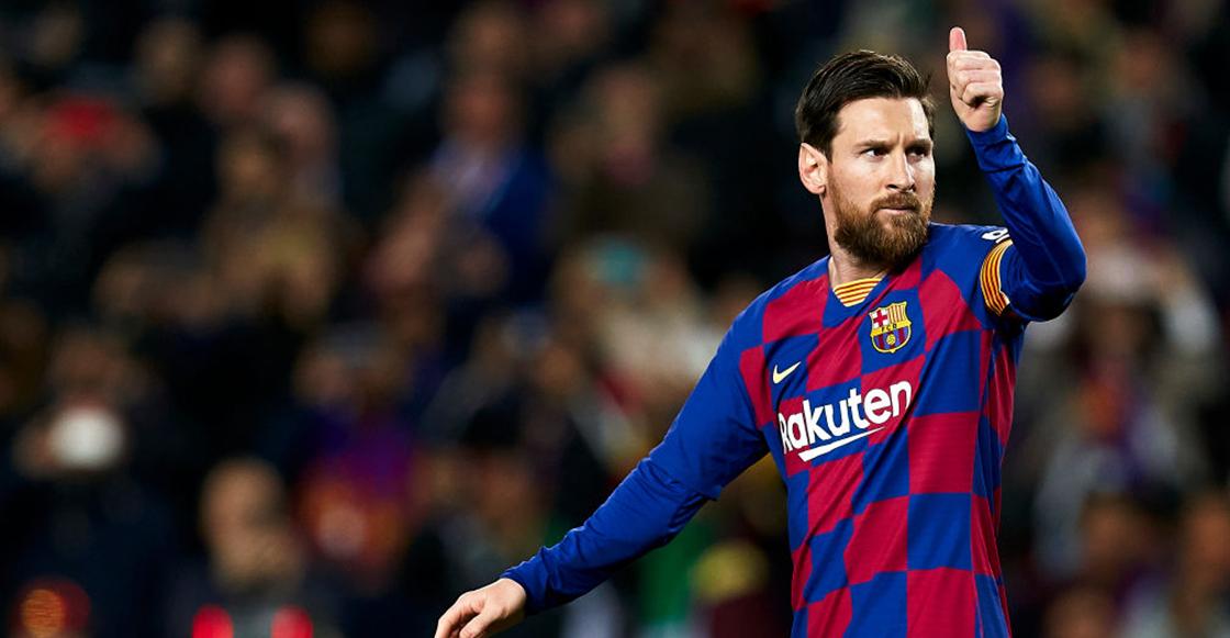 Messi busca romper récords de Pelé y Zarra en el regreso de La Liga Española