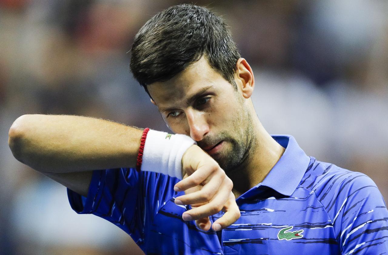 Novak Djokovic responsable de brote de Coronavirus en el Aria Tour