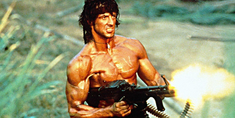 Fusil Barret aparece en películas como Rambo