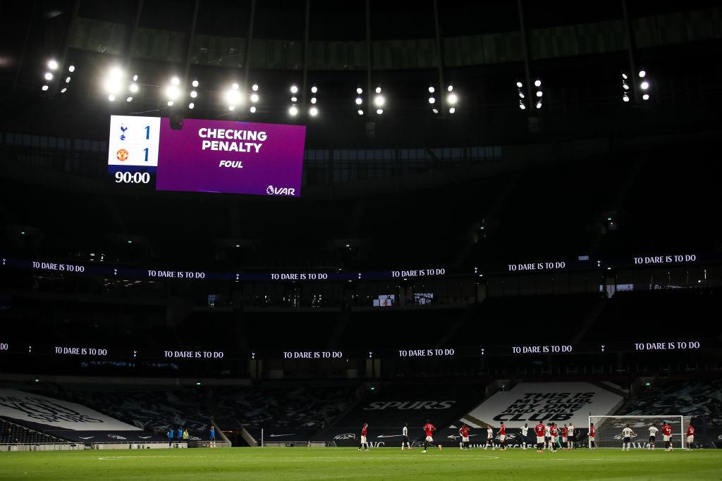 Sin goles no hay paraíso (ni Champions) para el Tottenham y Mourinho
