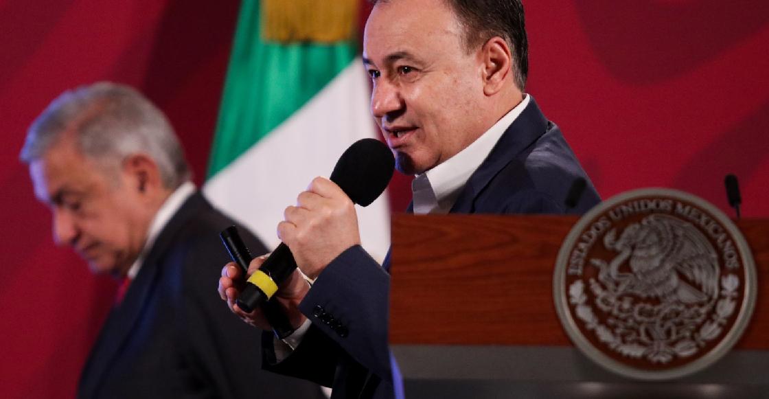 Alfonso Durazo, titular de la SSPC, triplicó sus ingresos en el último año