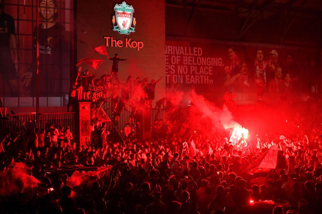 Klopp, al borde de las lágrimas tras el campeonato del Liverpool en la Premier League