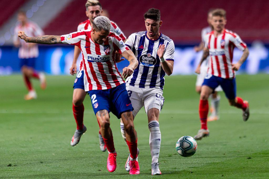 Los aportes de Héctor Herrera en la victoria del Atlético de Madrid ante el Sevilla