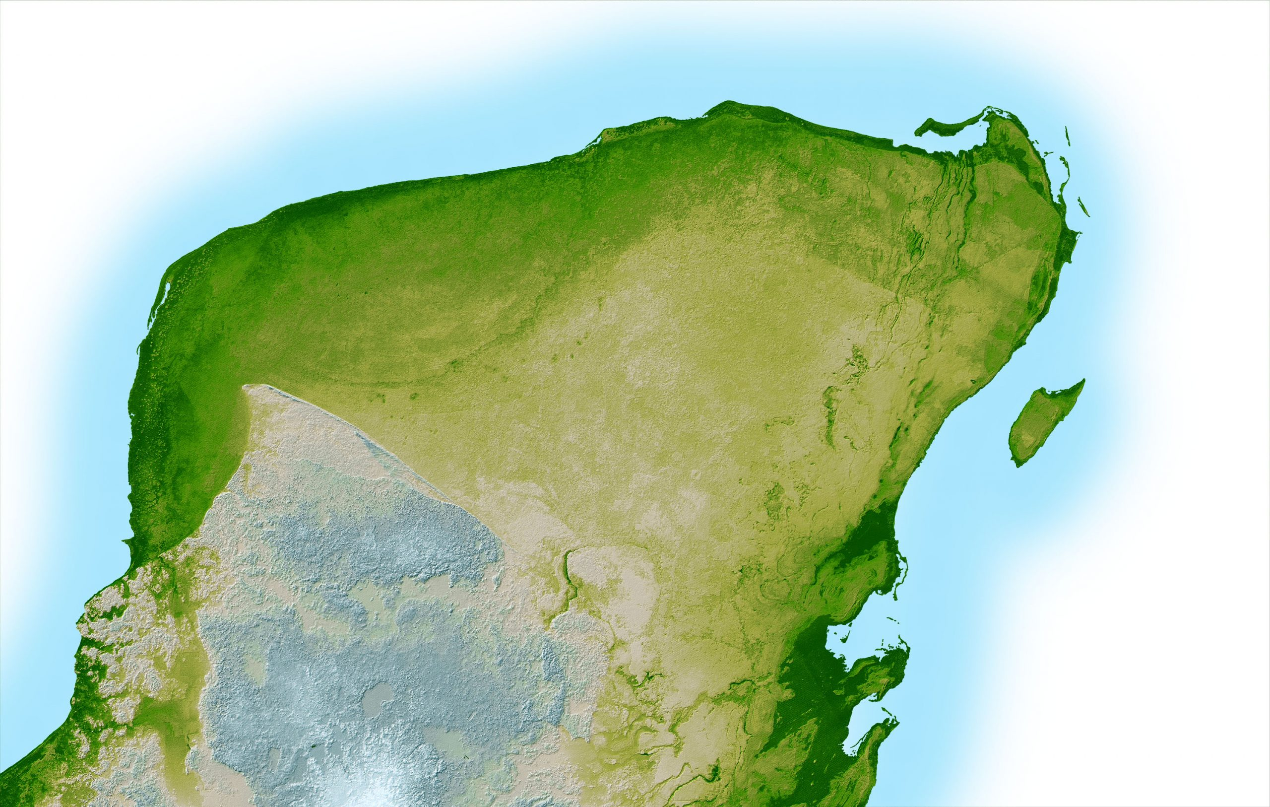 Estudio revela que el asteroide que cayó en Yucatán fue lo que acabó con los dinosaurio