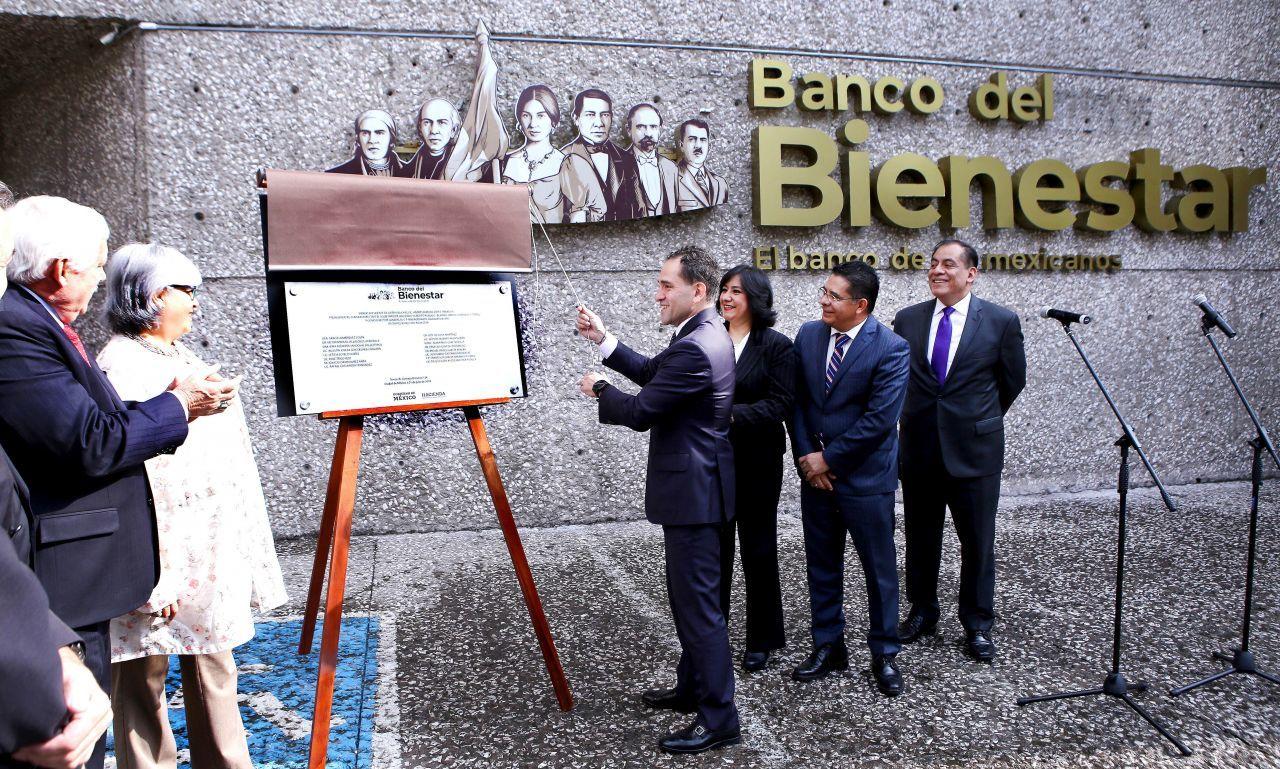 Banco del Bienestar registra más robos