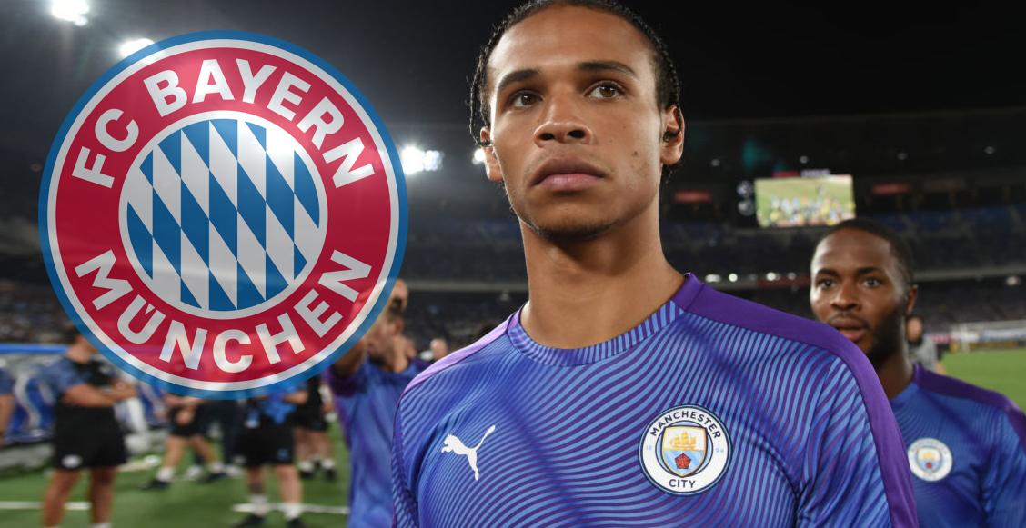 ¡Bombazo 'Bávaro'! Reportan acuerdo entre el Bayern Múnich y Manchester City por Leroy Sané