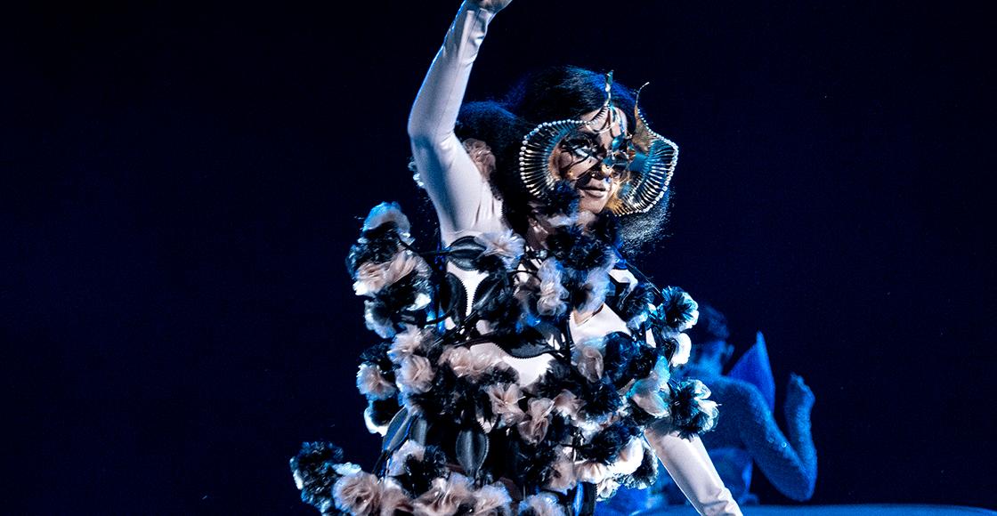 ¡Björk regresará a los escenarios para dar tres conciertos con público en vivo!