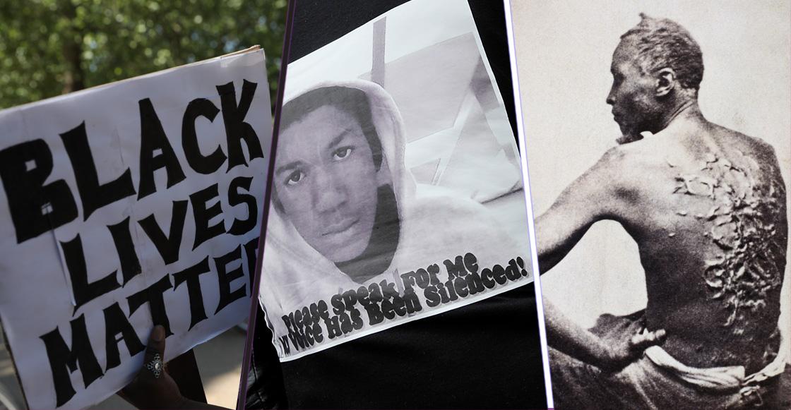 BlackLivesMatter: El racismo es histórico, es cultural y todos ...